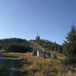 Petra Kosarkova na vrcholu Lysá hora (15.9.2020 16:47)