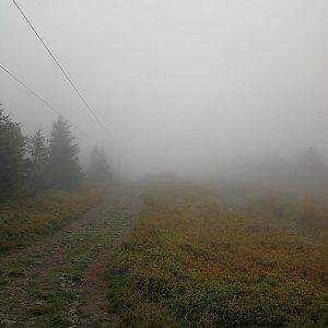 Petra Kosarkova na vrcholu Lysá hora (24.9.2020 9:38)