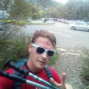 Ondřej Sládek na vrcholu Lysá hora (15.9.2018 16:00)