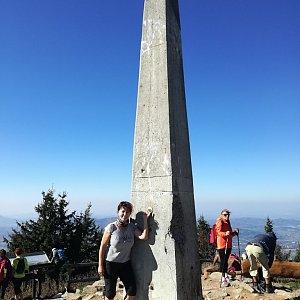 hanule na vrcholu Lysá hora (14.10.2018 13:06)