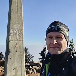 ZetBé na vrcholu Lysá hora (6.11.2020 13:52)