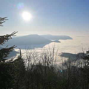 Petra Kosarkova na vrcholu Lysá hora (10.11.2020 18:44)