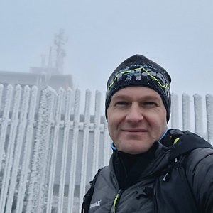 ZetBé na vrcholu Lysá hora (12.11.2020 15:02)