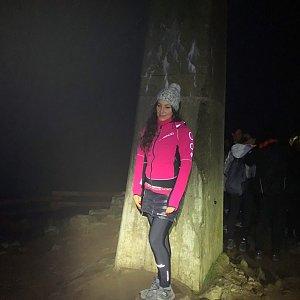 Pavlaja na vrcholu Lysá hora (14.11.2020 17:02)