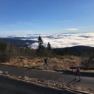 RŠind na vrcholu Lysá hora (15.11.2020 13:07)