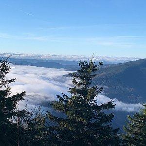 Pavlaja na vrcholu Lysá hora (15.11.2020 8:36)