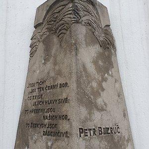 Petr Pepe Peloušek na vrcholu Lysá hora (18.11.2020 10:02)
