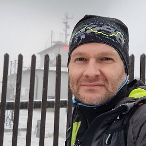 ZetBé na vrcholu Lysá hora (20.11.2020 14:38)