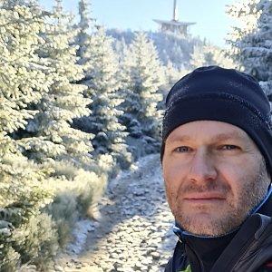 ZetBé na vrcholu Lysá hora (21.11.2020 10:33)