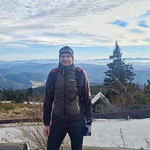 ZetBé na vrcholu Lysá hora (22.11.2020 10:49)