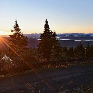 kaltz na vrcholu Lysá hora (7.11.2020 6:48)