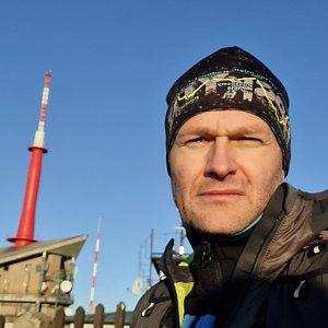 ZetBé na vrcholu Lysá hora (26.11.2020 15:24)