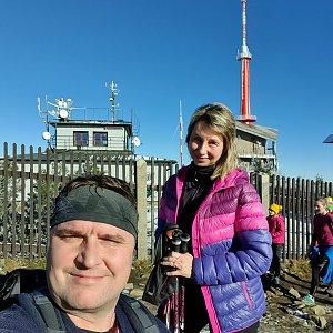 filipka na vrcholu Lysá hora (21.11.2020 12:01)