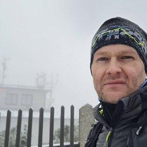 ZetBé na vrcholu Lysá hora (28.11.2020 11:04)