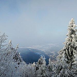 Milan Meravy na vrcholu Lysá hora (1.12.2020 13:03)