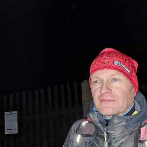 ZetBé na vrcholu Lysá hora (16.12.2020 16:39)