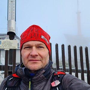 ZetBé na vrcholu Lysá hora (20.12.2020 10:52)