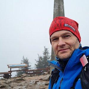 ZetBé na vrcholu Lysá hora (23.12.2020 14:49)
