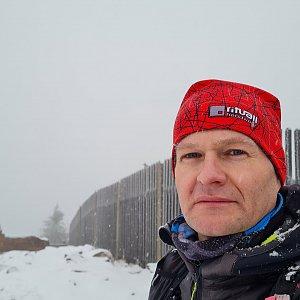ZetBé na vrcholu Lysá hora (25.12.2020 8:41)