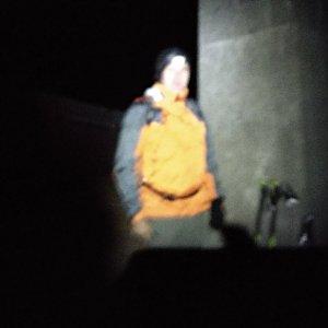 Joch a Dingo na vrcholu Lysá hora (28.11.2018 19:31)
