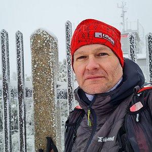 ZetBé na vrcholu Lysá hora (26.12.2020 10:08)