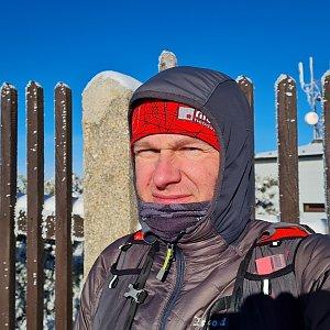 ZetBé na vrcholu Lysá hora (27.12.2020 12:41)