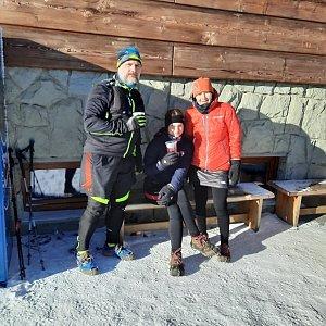 MUDr.Svatopluk Kunčar na vrcholu Lysá hora (27.12.2020 14:07)