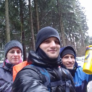MartinMoli na vrcholu Lysá hora (27.12.2018 14:10)