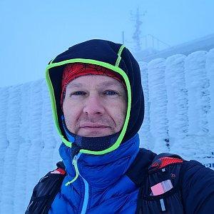 ZetBé na vrcholu Lysá hora (29.12.2020 10:43)