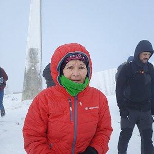 MUDr.Svatopluk Kunčar na vrcholu Lysá hora (29.12.2020 11:37)
