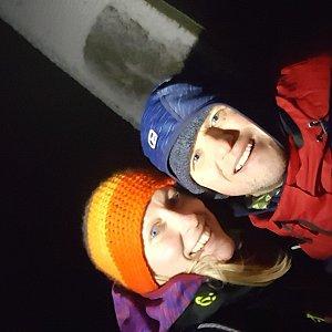 Michaela Karásková na vrcholu Lysá hora (29.12.2020 17:27)