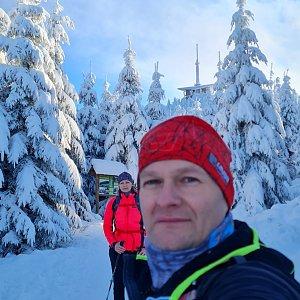 ZetBé na vrcholu Lysá hora (31.12.2020 13:49)