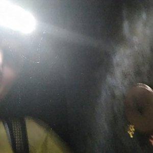 Joch a Dingo na vrcholu Lysá hora (21.12.2018 17:28)