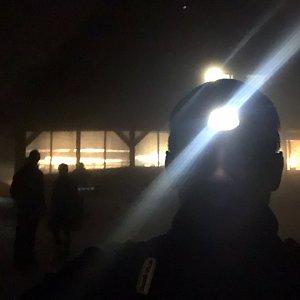koc256 na vrcholu Lysá hora (31.12.2018 23:00)