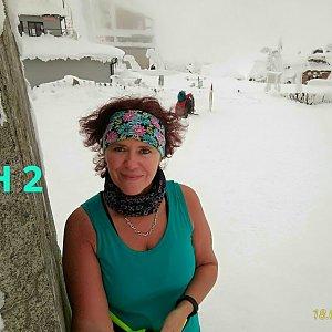 Priserka-xxl na vrcholu Lysá hora (18.1.2019 14:00)