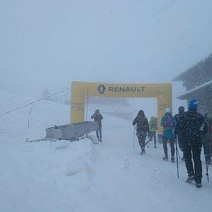Alda na vrcholu Lysá hora (26.1.2019 11:33)