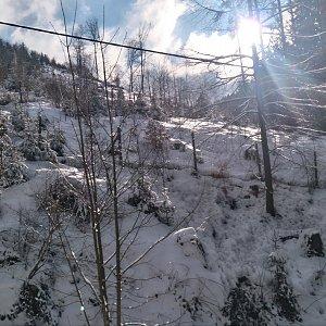 Kemo na vrcholu Lysá hora (6.2.2019 13:07)