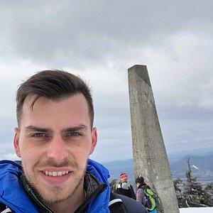 Pospa na vrcholu Lysá hora (16.3.2019 12:08)