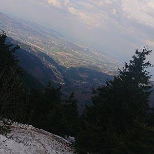 Pája Papája na vrcholu Lysá hora (5.4.2019 13:00)
