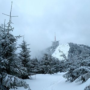 Alda na vrcholu Lysá hora (15.3.2019 12:30)