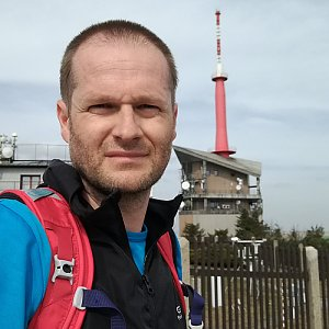 ZetBé na vrcholu Lysá hora (26.4.2019 15:54)