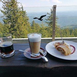Petra Kosarkova na vrcholu Lysá hora (8.6.2021 16:46)
