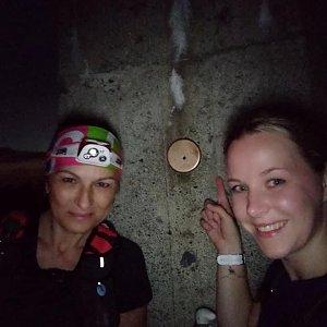 Kateřina Turčeková na vrcholu Lysá hora (17.6.2021 22:30)