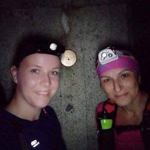 Kateřina Turčeková na vrcholu Lysá hora (22.6.2021 23:00)