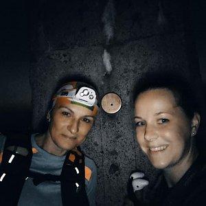 Kateřina Turčeková na vrcholu Lysá hora (29.6.2021 23:00)