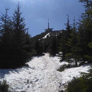 pa3k.soyka na vrcholu Lysá hora (25.4.2019 12:06)