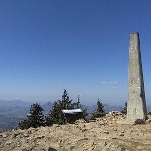 pa3k.soyka na vrcholu Lysá hora (25.4.2019 14:15)