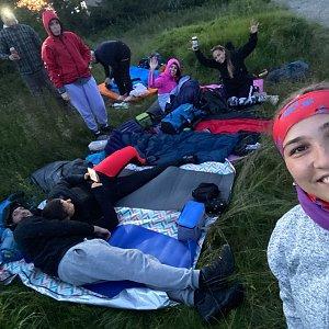Nikalasova na vrcholu Lysá hora (10.7.2021 19:10)