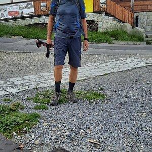 MUDr.Svatopluk Kunčar na vrcholu Lysá hora (12.7.2021 16:49)