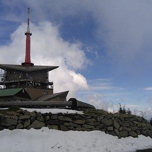 pa3k.soyka na vrcholu Lysá hora (17.5.2019 11:10)